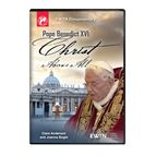 POPE BENEDICT XVI CHRIST ABOVE ALL DVD - 1
