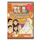 MY CATHOLIC FAMILY - ST. CATHERINE OF SIENA  DVD - 1
