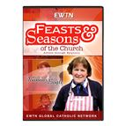 FEASTS AND SEASONS  ADVENT AND CHRISTMAS - DVD - 1