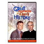 GREAT MOMENTS IN CHURCH HISTORY - DVD - 1