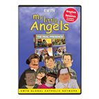 MY LITTLE ANGELS - THE REAL PRESENCE - DVD - 1