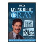 LIVING RIGHT WITH DR. RAY: GIRLS VERSUS BOYS - DVD - 1
