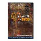 LISTEN TO LOVE:SECRET TO LASTING HAPPINESS - DVD - 1