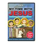 MY TIME WITH JESUS - GIVING THANKS  DVD - 1