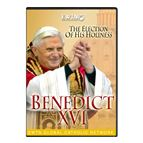THE ELECTION OF POPE BENEDICT XVI - DVD - 1