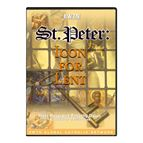 ST. PETER ICON FOR LENT - DVD - 1