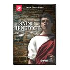 SAINT BENEDICT OF NURSIA DVD - 1