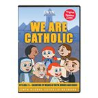 WE ARE CATHOLIC - SALVATION BY MEANS OF FAITH -DVD - 1