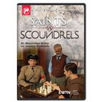 SAINTS VS. SCOUNDRELS - KOLBE VS. GOEBBELS DVD - 1