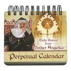MOTHER ANGELICA - PERPETUAL CALENDAR - 1