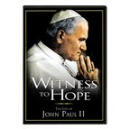 WITNESS TO HOPE -  DVD - 1