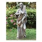 ST. JOSEPH THE WORKER GARDEN STATUE 36-INCH - 1