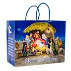CHRISTMAS GIFT BAG - NATIVITY - 1