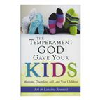 THE TEMPERAMENT GOD GAVE YOUR KIDS - 1