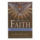 GROWING IN FAITH- BIBLE STUDY GUIDE FOR CATHOLICS - 1