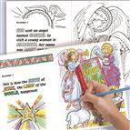 THE STORY OF CHRISTMAS COUNTDOWN COLORING BOOK - 2