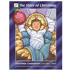 THE STORY OF CHRISTMAS COUNTDOWN COLORING BOOK - 1