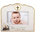 BLESS THIS CHILD PICTURE FRAME - 1