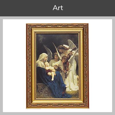 Mother Angelica's Favorite Art