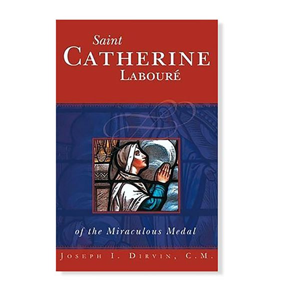ST.CATHERINE LABOURE OF THE MIRACULOUS MEDAL