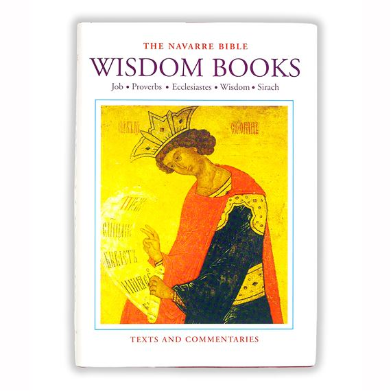 NAVARRE BIBLE: WISDOM BOOKS (ONE VOLUME)