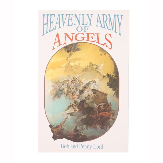 HEAVENLY ARMY OF ANGELS