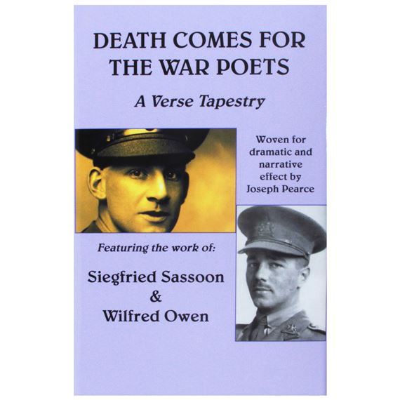 DEATH COMES FOR THE WAR POETS