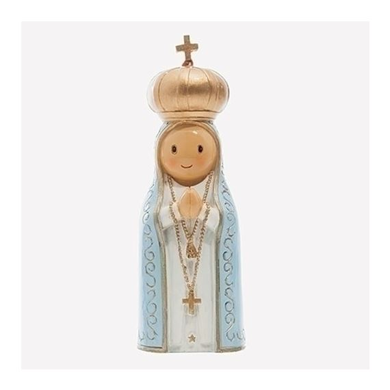 OUR LADY OF FATIMA - LITTLE DROPS STATUE