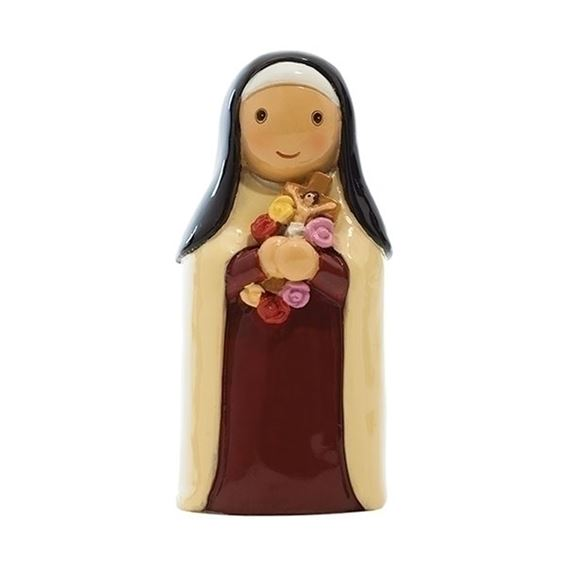 ST. THERESE OF LISIEUX - LITTLE DROPS STATUE