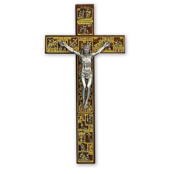 STATIONS OF THE CROSS CRUCIFIX