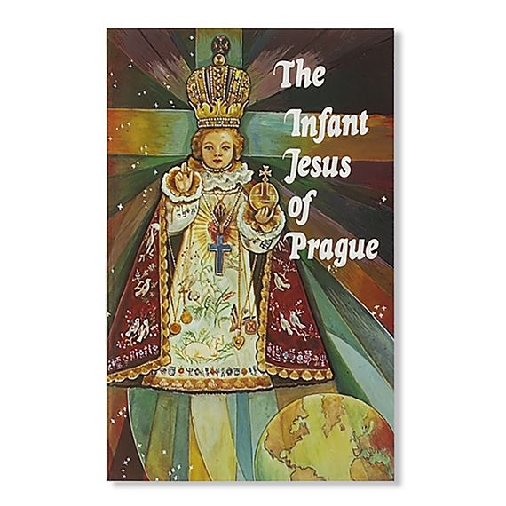 THE INFANT JESUS OF PRAGUE BOOK