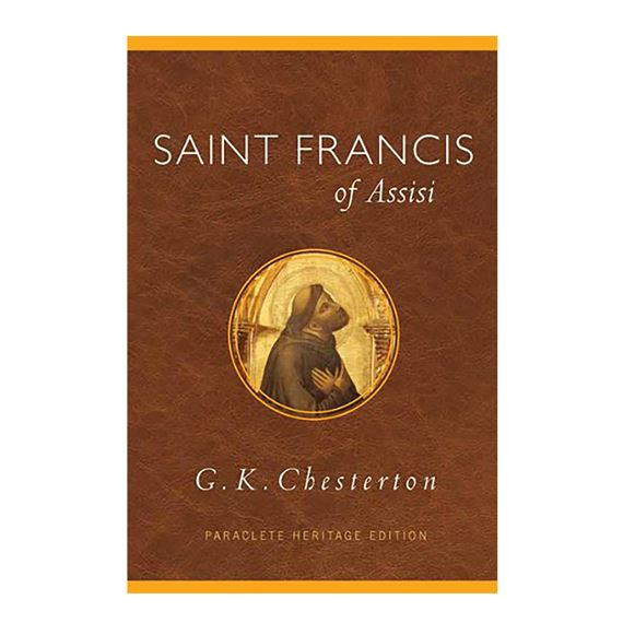 SAINT FRANCIS OF ASSISI - PAPERBACK