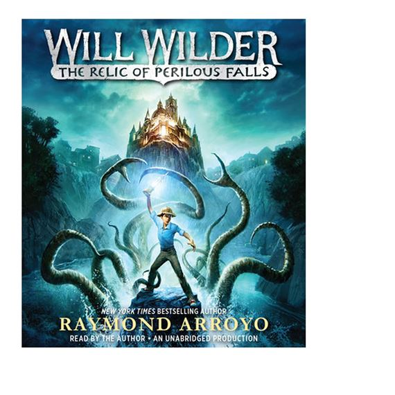 WILL WILDER-THE RELIC OF PERILOUS FALLS (AUDIO CD)