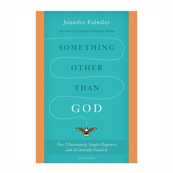 SOMETHING OTHER THAN GOD (PAPERBACK)