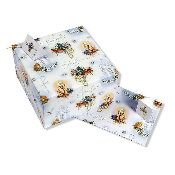 FIRST COMMUNION GIFT WRAP
