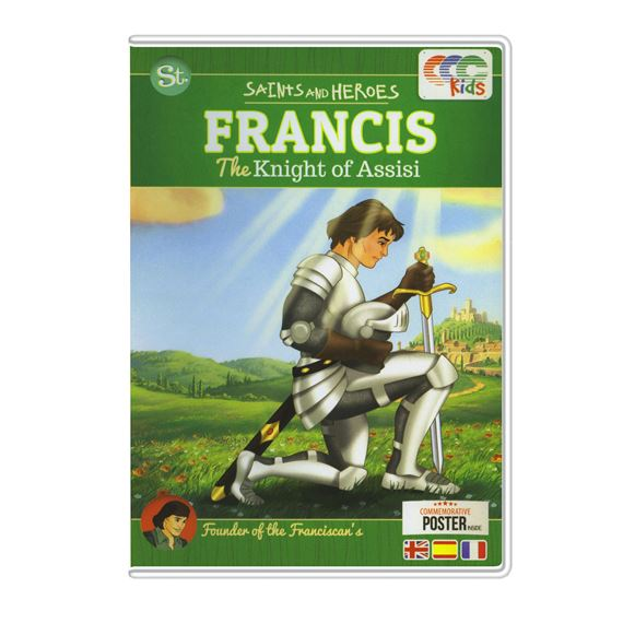 FRANCIS: THE KNIGHT OF ASSISI - DVD