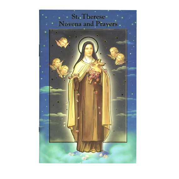 ST. THERESE NOVENA AND PRAYERS