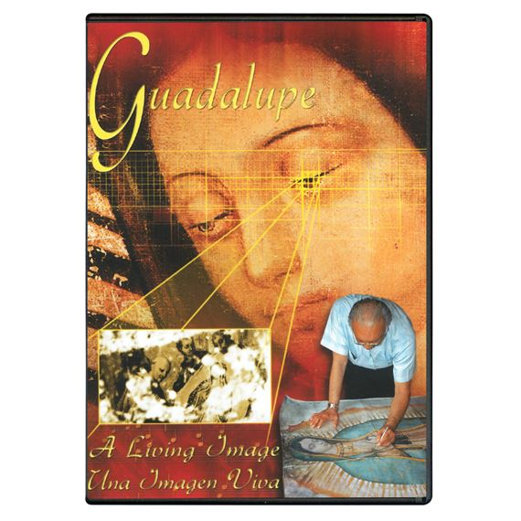 GUADALUPE: A LIVING IMAGE - DVD