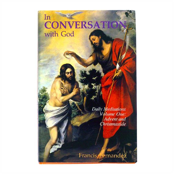 IN CONVERSATION WITH GOD-VOL. 1: ADVENT- CHRISTMAS