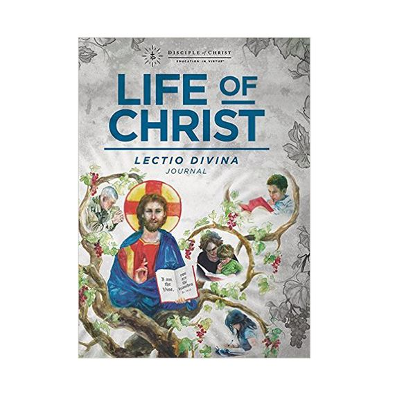LIFE OF CHRIST - LECTIO DIVINA JOURNAL