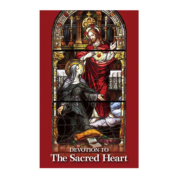 DEVOTION TO THE SACRED HEART BOOKLET