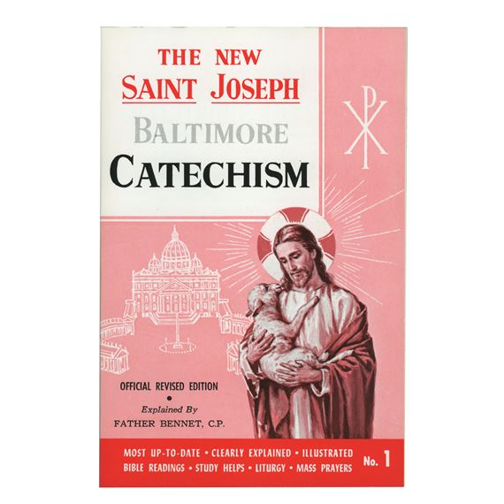 ST. JOSEPH BALTIMORE CATECHISM - NO. 1