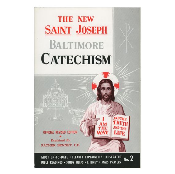 ST. JOSEPH BALTIMORE CATECHISM - NO. 2