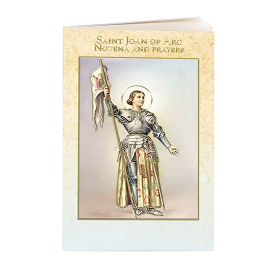 SAINT JOAN OF ARC - NOVENA AND PRAYERS