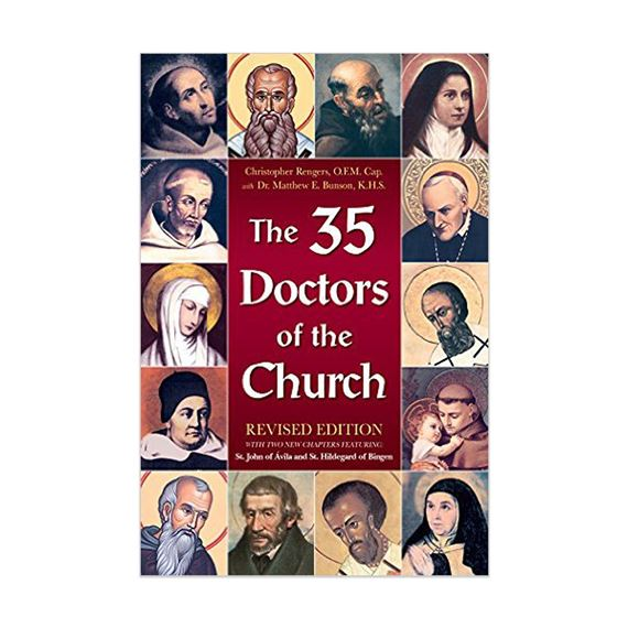 THE 35 DOCTORS OF THE CHURCH - REVISED EDITION