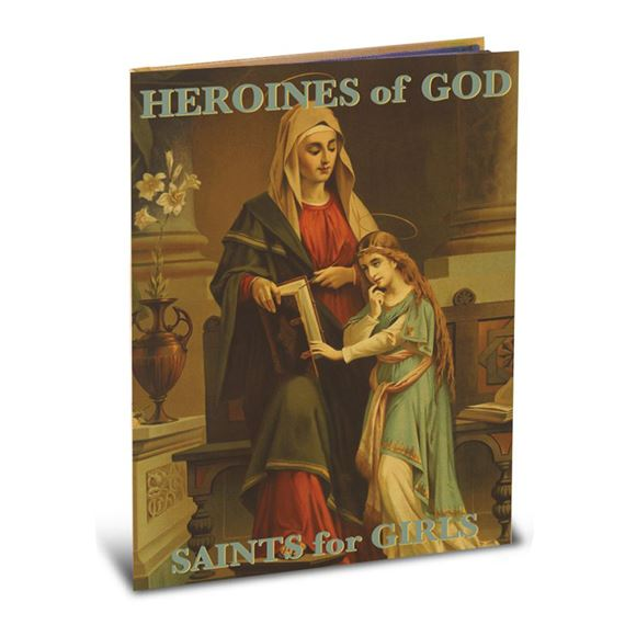HEROINES OF GOD CHILDREN'S BOOK