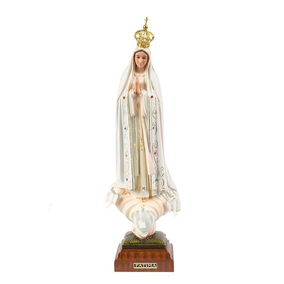 OUR LADY OF FATIMA - 15 INCHES