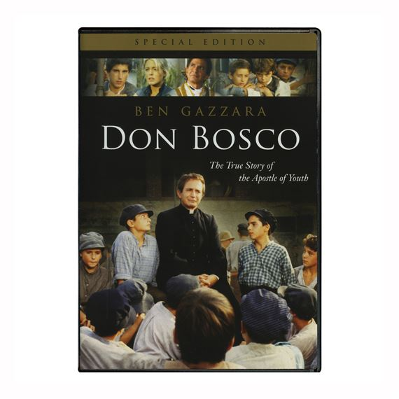DON BOSCO - DVD