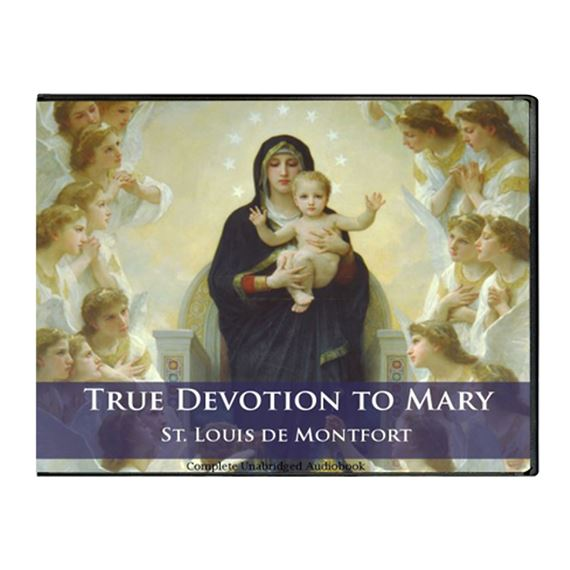 TRUE DEVOTION TO MARY - AUDIO BOOK ON CD