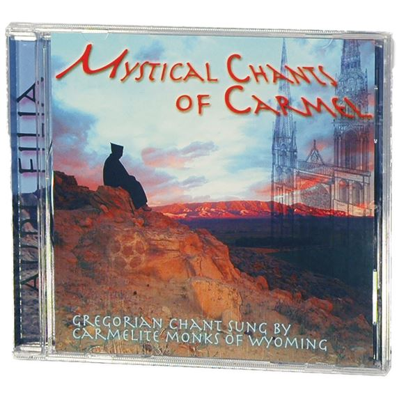 MYSTICAL CHANTS OF CARMEL - CD